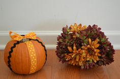 Easy Fall Craft Idea {Guest Post} - Oh Sweet Mercy
