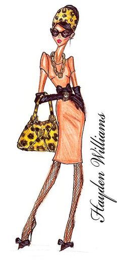 Hayden Williams Favourite Fall/Winter 2010.11 Trends: Leopard! Leopard print is everywhere for F/W10.11. It continues to be an iconic staple in womens closets!