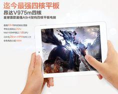 Onda V975M - 2GHz Quad Core - 8-core GPU Tablet PC