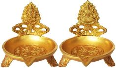 Aakrati Decorative Oil Lamp With Ganesh Lakshmi Ji Brass Table Diya Price in India - Buy Aakrati Decorative Oil Lamp With Ganesh Lakshmi Ji Brass Table Diya online at Flipkart.com