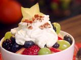Fruit Salad with Cream Cheese-Pecan Topping Recipe : Paula Deen : Recipes : Food Network