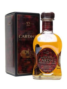 Cardhu 12 [Single Malt Scotch Whisky]