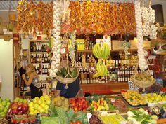 Open-Air Market, Florence.