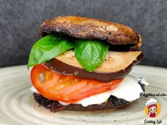 Ricette per la friggitrice ad aria » Friggitrice ad aria - Cooking Lab Actifry, Salmon Burgers, Curry, Chicken, Cooking, Ethnic Recipes, Food, Kitchen, Curries