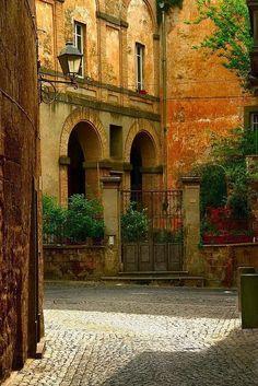 Ancient, Orvieto, Italy photo via tanisha