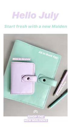Filofax Malden, Organiser Diary, Hello July, Personal Organizer, Organisers, Better Half, Online Shopping Stores, Boss Lady, A5