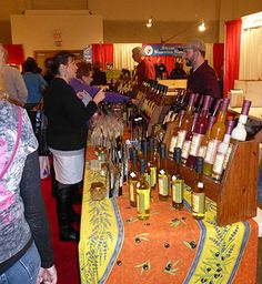 The Tacoma Holiday Food & Gift Festival is a great place to buy ...