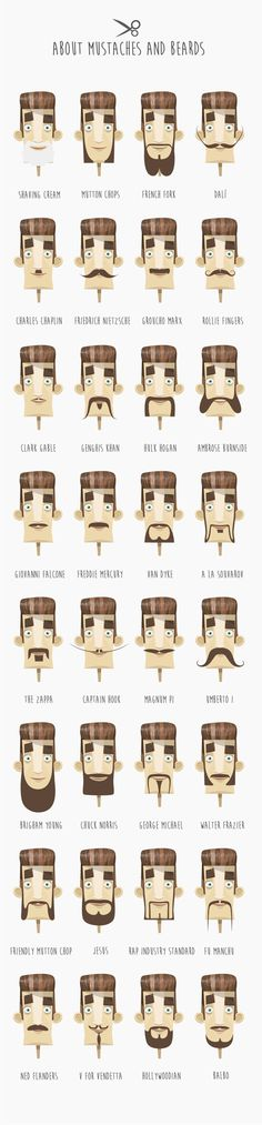 The Hairstylist by Federico Bonifacini, via Behance