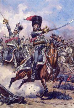 Testot Ferry à la bataille de Craonne 1814. See the accompanying photo of his…