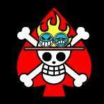 Ace's Jolly Roger Animated by Z-studios.deviantart.com on @deviantART