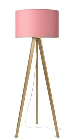 Lampadaire design Lumainaire Lampe de salon Trois pieds Noir