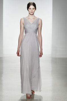 Bridesmaid dress with tons of colors Chiffon G783C   http://amsale.com/dress/chiffon-g783c/ by Amsale