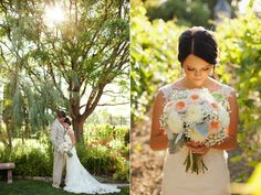blush ivory mint grey wedding flower bouquet utah calie rose