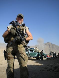 Female CST and Special Forces Enabler