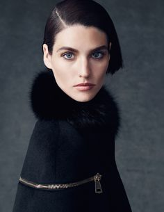 visual optimism; fashion editorials, shows, campaigns & more!: manon leloup by emre guven for l'officiel turkey december 2014