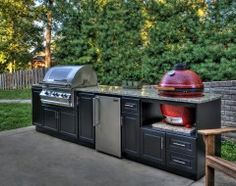 These Unique Grills Look as Good on the Outside as What's Cooking Inside