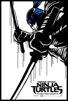 Leonardo (Teenage Mutant Ninja Turtles, 2014) #leonardo #tmnt #ninjaturtles