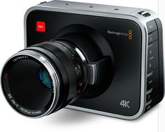 Blackmagic design : Blackmagic Production Camera 4K | Sumally