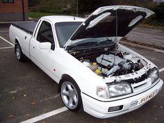 Ford Sierra P100 Pick Up 24v V6 Cosworth Replica