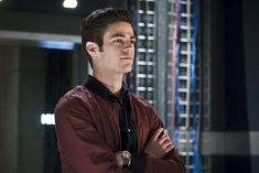 THE FLASH 2x23 Barry