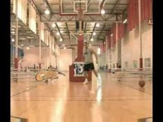 Basketball Drills & Agility Workouts: Heisman Agility Drill