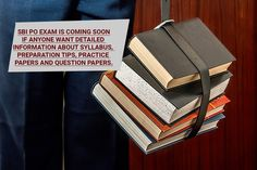 SBI PO exam is coming soon, if anyone want detailed information about syllabus, preparation Tips, practice papers and question papers, visit on: http://www.mycindia.com/index.php/exam/details/357