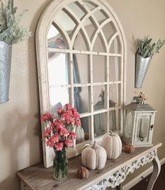 Image Result For Farmhouse Entry Arched Mirror Mirror Decor