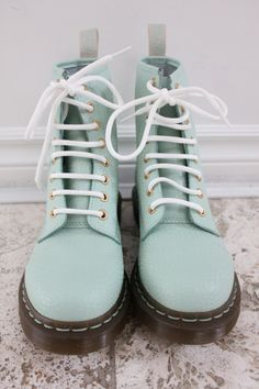 Mint Doc Martens