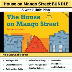 ... need to get started teaching House on Mango Street in an engaging way
