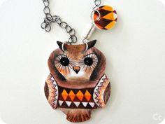 bijoux plastique fou-hibou 4