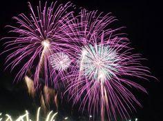 Feuerwerk, schöner kann man Momente nicht festhalten