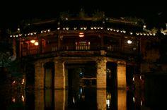 Le pont japonais à Hoi An (Photo prise par Biuro Podróży Łódź). En savoir plus : https://www.amica-travel.com/vietnam-sites-a-decouvrir/centre-vietnam/hoi-an