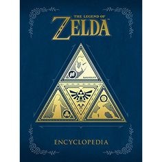 The Legend of Zelda Encyclopedia         *** Continue to the product at the image link. (This is an affiliate link) #Books