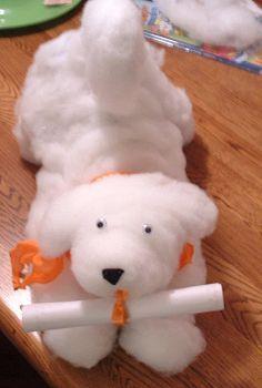 Maltezer puppy -- uit de categorie: Sinterklaas