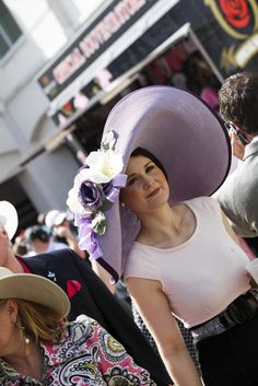 Hats of The Kentucky Derby / Oaks Fashion 2011