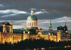 Bonsecours Market (Marché Bonsecours) - Montreal Travel Guide