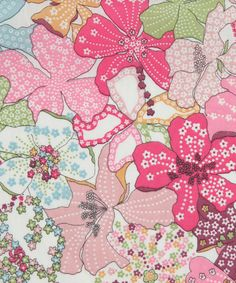 Mauverina C Tana Lawn, Liberty Art Fabrics. Shop more from the Liberty Art Fabrics collection at Liberty.co.uk