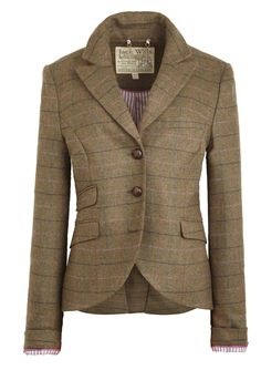 The Austerberry Blazer.  A #Jackwills collaboration with #British wool manufacturer Fox Brothers