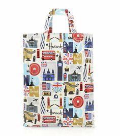 Harrons London Icons shopper bag in medium