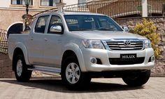 Toyota Hilux : 2016