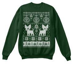Ugly Christmas Chihuahua Shirt