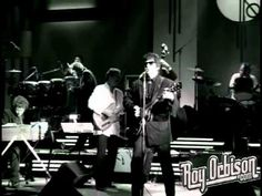 The late, great Roy Orbison - born in Vernon, Texas, and raised in various Texas towns. \