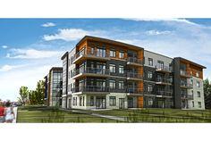 Condo Boisé du Lac Condo, La Rive, Laval, Loft, Construction, Architecture, Multi Story Building, House Styles, Design Ideas