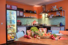 guest kitchen at MEININGER Hotel Hamburg City Center