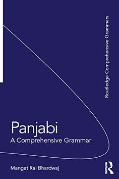 Panjabi: A Comprehensive Grammar (Routledge Comprehensive Grammars)