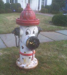 Fire Hydrant Art « Artsology | An arts blog | Art musings, found art, news, and other art-related items of interest