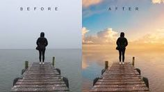 How to Change Overcast Photos into Awesome in Photoshop - Add Sunset to Boring Sky Easily & Quickly - Photography Website Video Training 101 Dicas Do Photoshop, Photoshop Actions, Adobe Photoshop, Photoshop Face, Photoshop Website, Creative Photoshop, Photography Basics, Photoshop Photography, Photoshop Tutorial