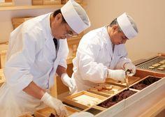 Wataru Kumano converts Japanese factory into sweet shop