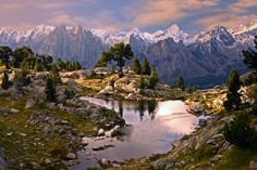 Ratera Valley, Pyrenees, Spain