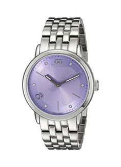 88 Rue du Rhone Women's 87WA143503 Analog Display Swiss Quartz Silver Watch by 88 Rue du Rhone -- Awesome products selected by Anna Churchill